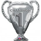 FOIL SUPER SHAPE BALLOON - CHAMPION TROPHY