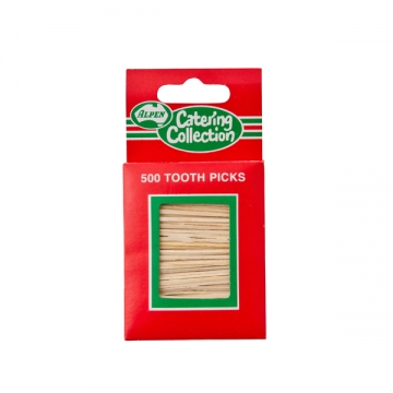 TOOTH PICKS PACK OF 500