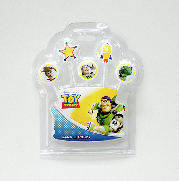 TOY STORY 5 PICK CANDLE SET