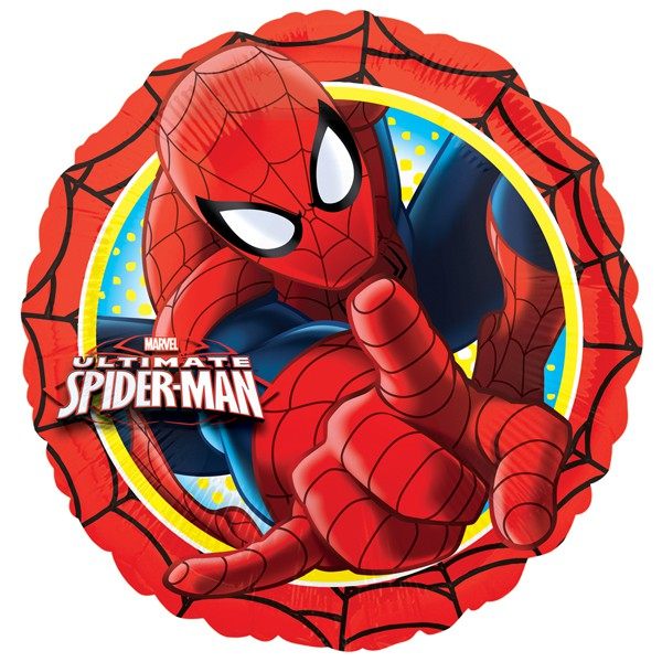 FOIL BALLOON - SPIDERMAN