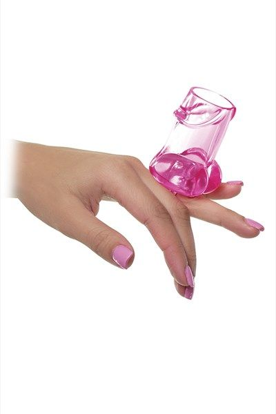 BACHELORETTE WILLY SHOT GLASS ON A RING