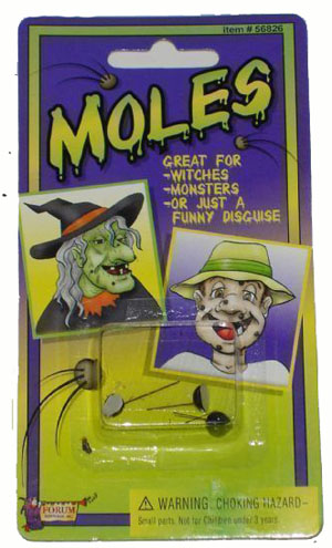WITCHES/CRONE'S MOLES