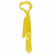 1970'S OR PIMP YELLOW TIE