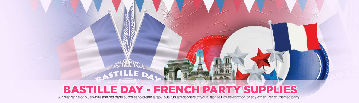 Bastille Day - French